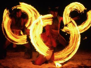fire dance s