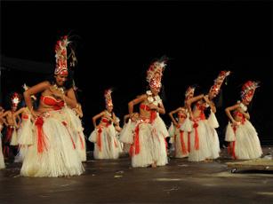 tahitian dance s